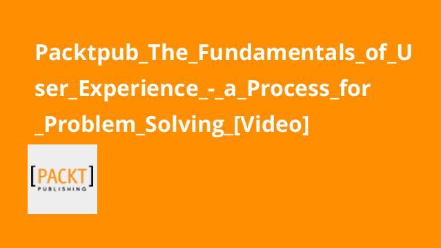 آموزش مبانی تجربه کاربری – فرآیند حل مسئله